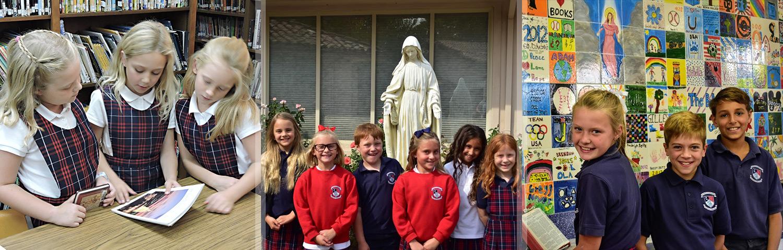 Our Lady of the Assumption School, Carmichael