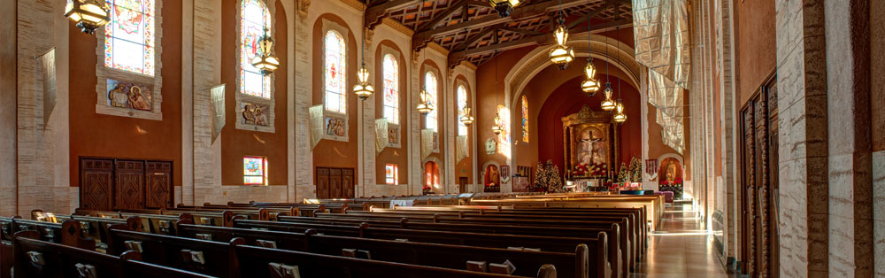 St. Gregory Catholic Church, San Mateo