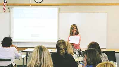 Summer Symposium empowers educators with new tools