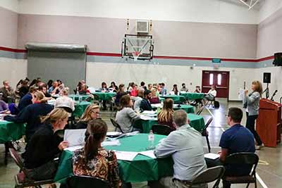 El Dorado County BTSA Induction supports new teachers
