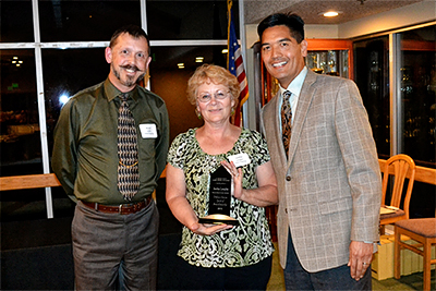 Dedicated School Board Members Recognized