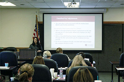 Payroll Concepts Workshop Enhances Skills