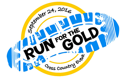 Run for the Gold Registration Now Open!