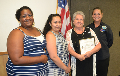 EDCOE Honored with Patriot Awards