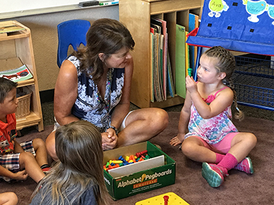 EDCOE Preschool Opens at Sutter's Mill Elementary School