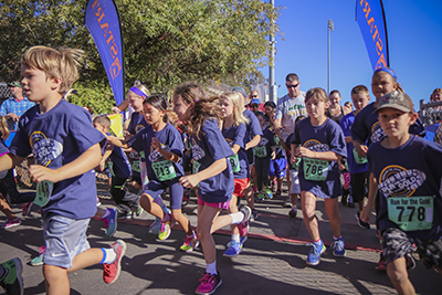 El Dorado County Students Run For The Gold!