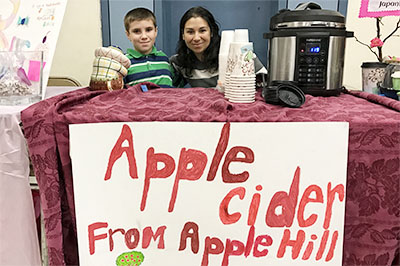 CHSA's Craft Faire Turns Students into Entrepreneurs