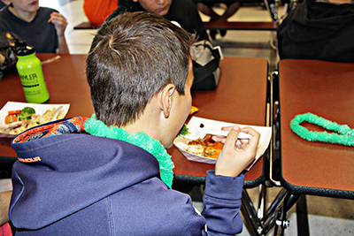 $1,000 Donation Provides Lunches to Rescue Students