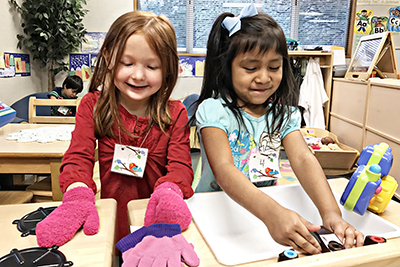 EDCOE Child Development Programs Educate Generations