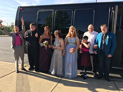 EDHS Leadership Class Hosts Prom Night for Students with Special Needs