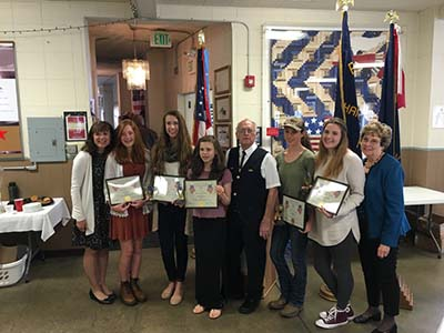 EDCOE Charter Students Receive Regional and National Honors for Their Writing