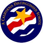 California Distinguished School Banner