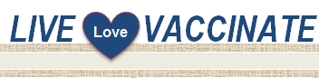 Logo Live Love Vaccinate