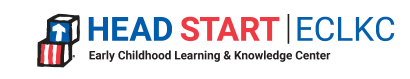 Head Start ECLKC Early Head Start Learning and Knowledge Center logo