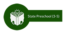 State Preschool (3-5) button