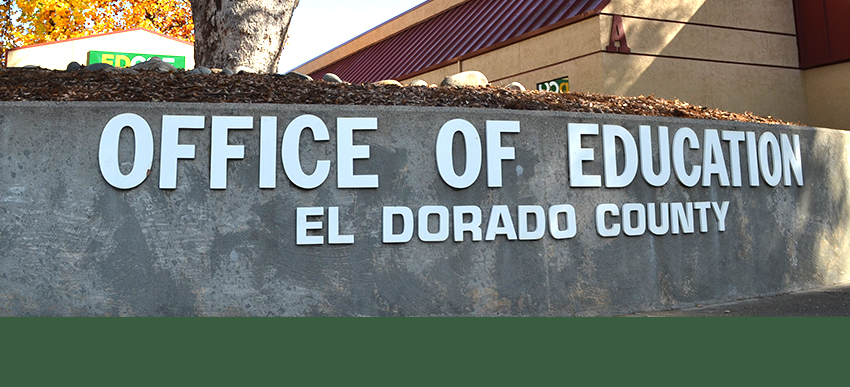 El Dorado School District District Spending (1992-2016)