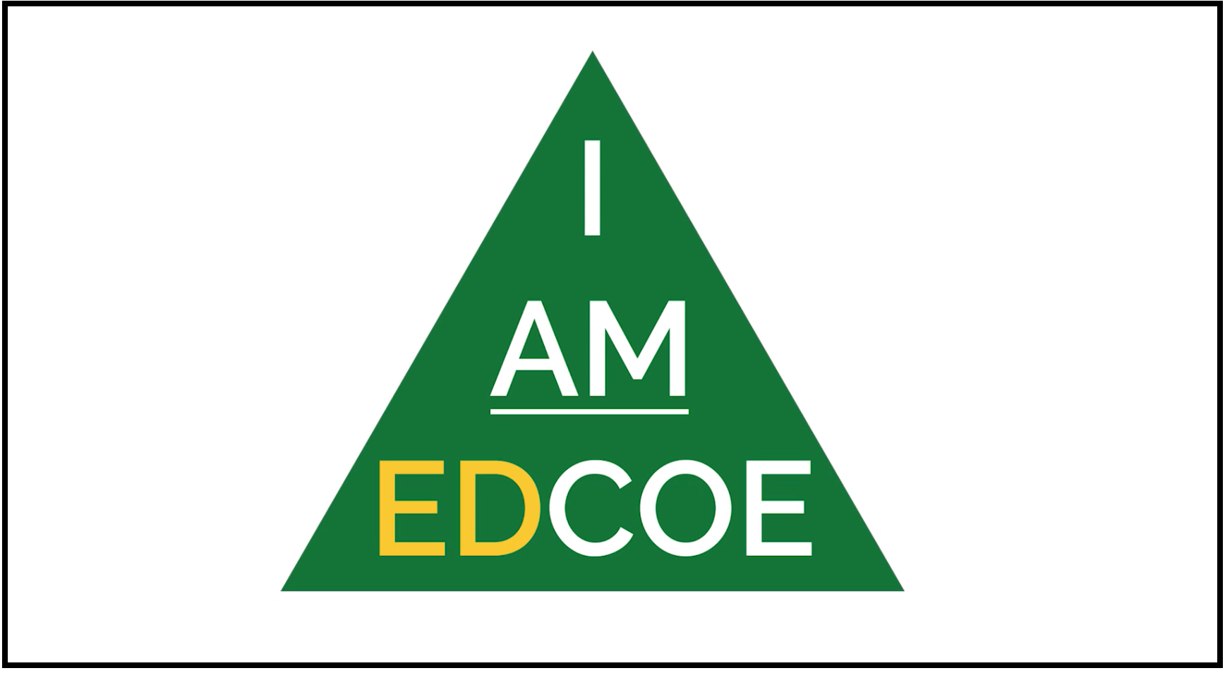 I Am EDCOE