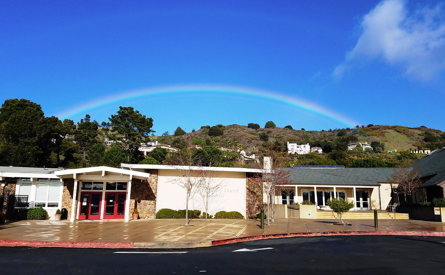 Saint Hilary School, Tiburon