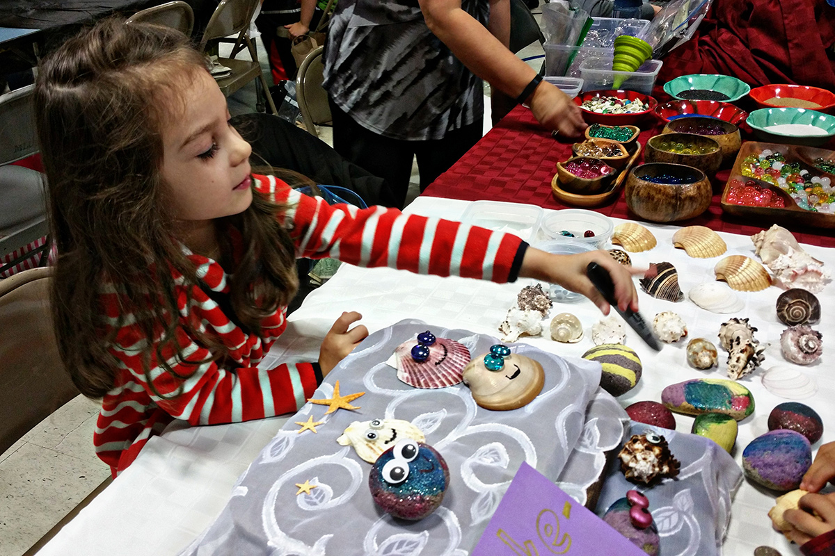 Charter Home Study Academy's Craft Faire Brings Delights