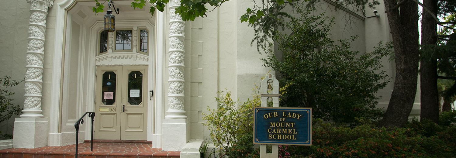 History of Mount Carmel School