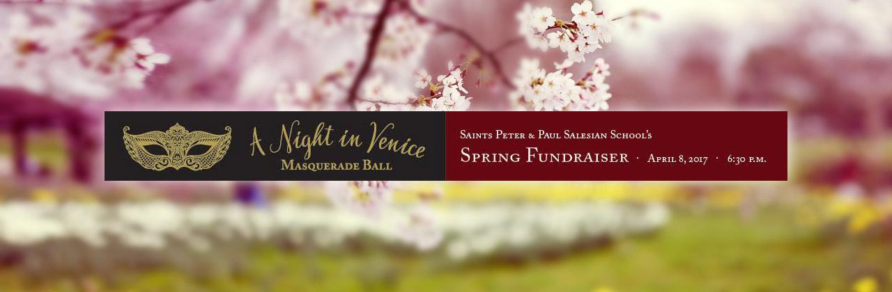 2017 Spring Fundraiser