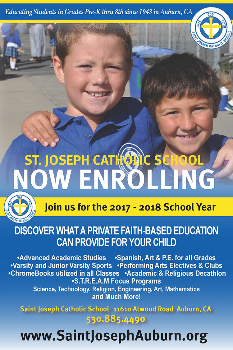 Now Enrolling March 2017