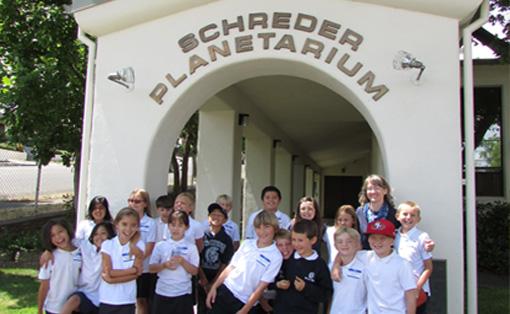Sacred Heart Parish School, Red Bluff, CA