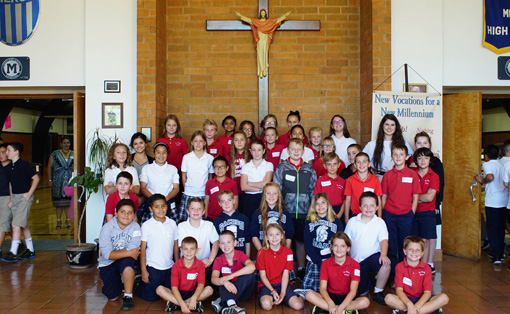 Sacred Heart Parish School, Red Bluff, CA