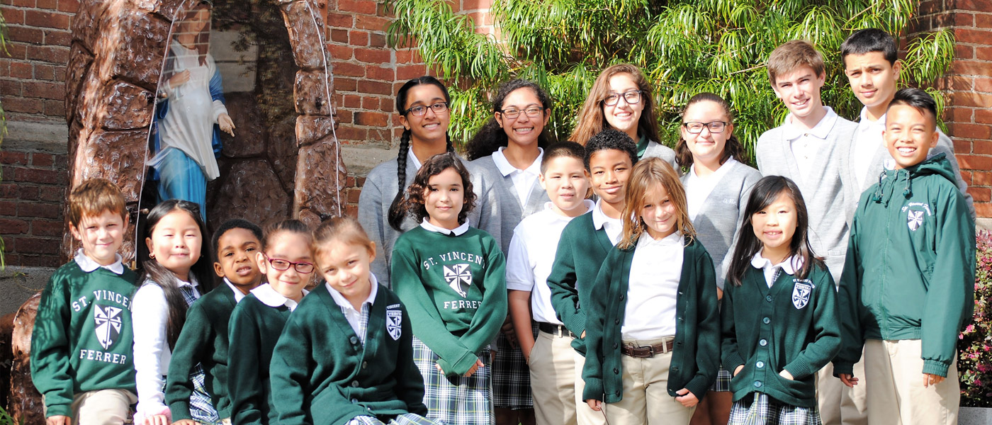 Saint Vincent Ferrer Catholic School, 420 Florida Street Vallejo, CA 94590