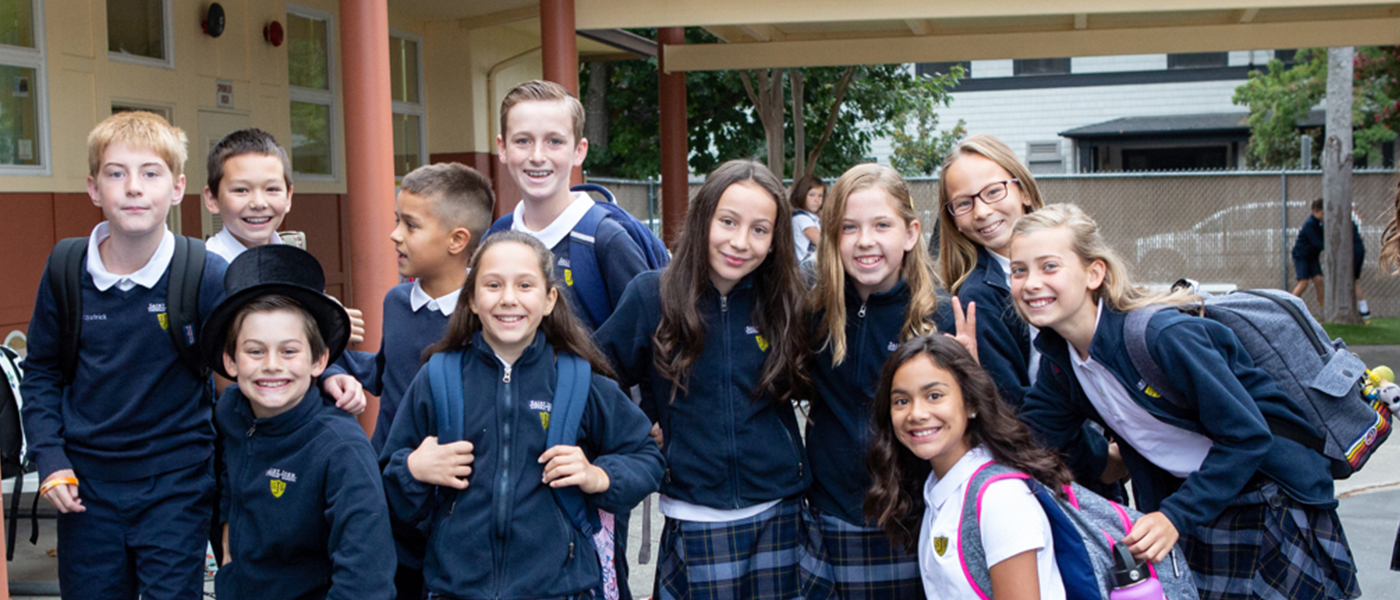 St. John the Baptist Catholic School, Healdsburg